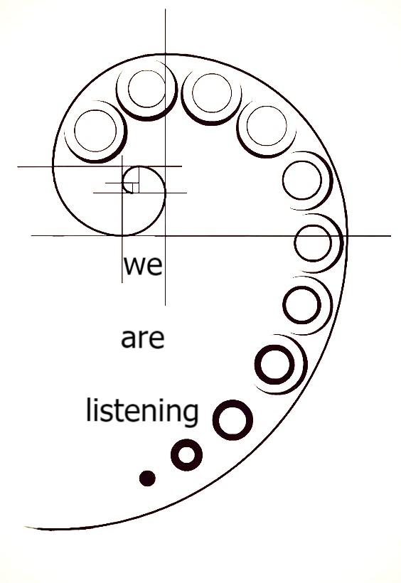 listening fibonacci