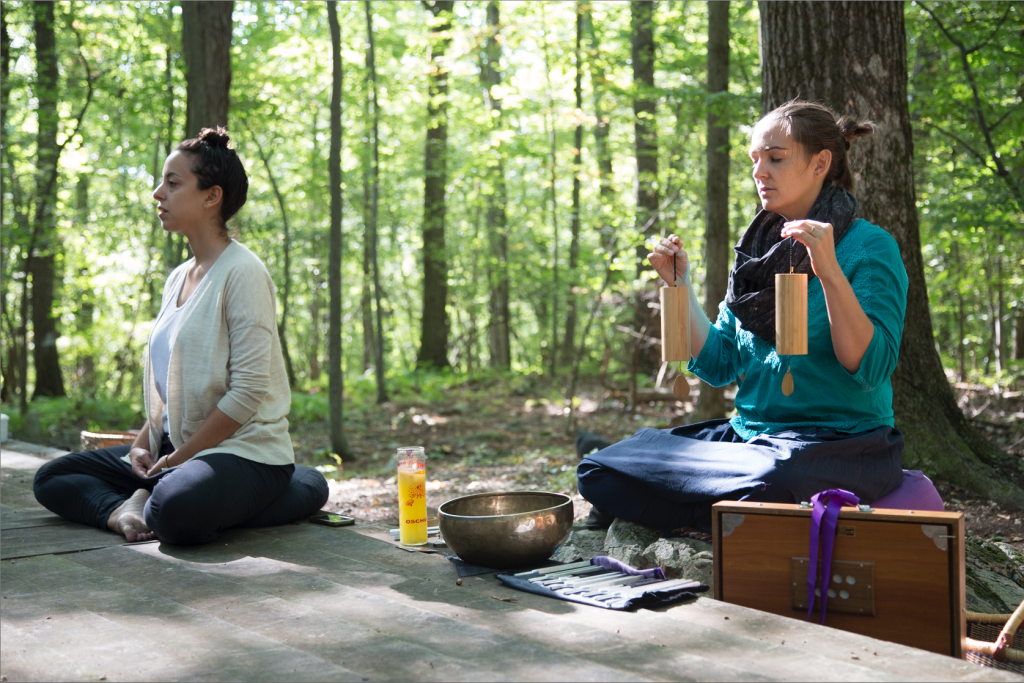 WORKSHOP: Practice and Creative Action - Yoga & Sound Healing @ Abhyasa Yoga Center | New York | United States