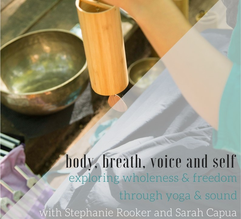 WORKSHOP:  Body, Breath, Voice, & Self @ Waltham, MA | Waltham | Massachusetts | United States