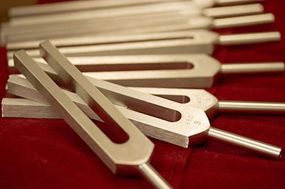 WORKSHOP:  Tuning IN with Tuning Forks @ Balance Arts Center | New York | New York | United States